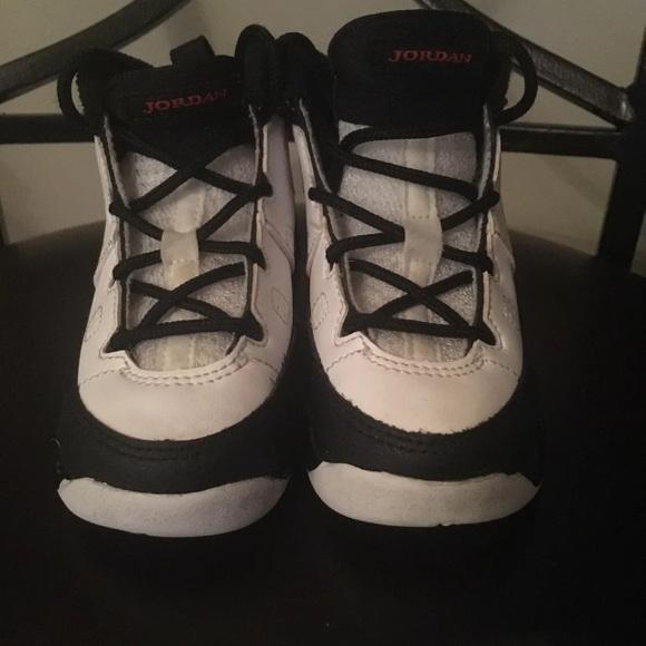 Shoes   Toddler Jordan Retro 9 Size 6